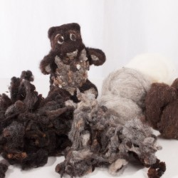 Bear Essentials Needle Felting Kit