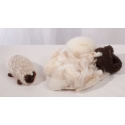 Junior Shepherd Needle Felting Kit