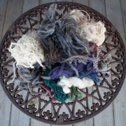 Mixed Craft Fibre