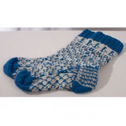 Blue Willow Socks Kit