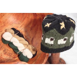Counting Sheep Hat Kit