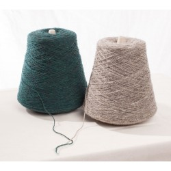 Mule Spinner 1-Ply 100% Wool - Cones