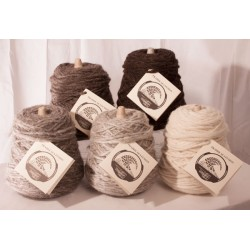 Prairie Sea Fusion 100% Wool Yarn